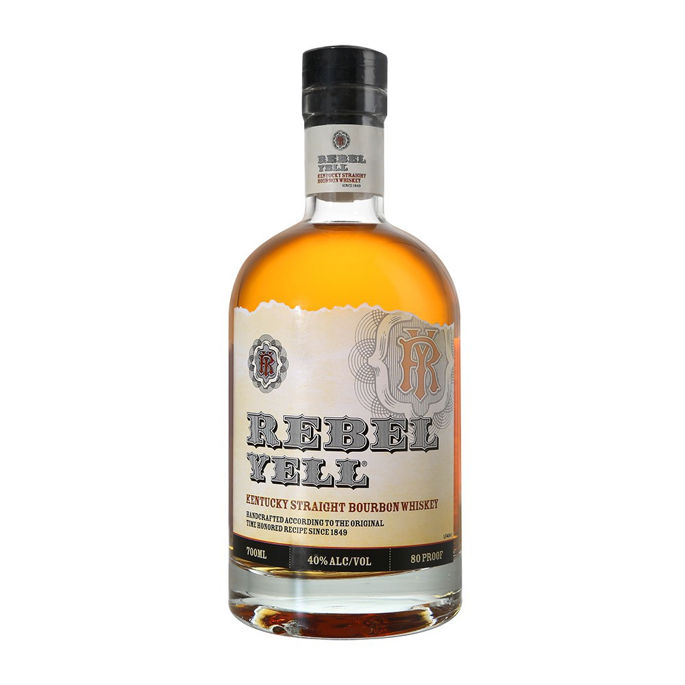 bourbon rebel yell, whisky kentucky