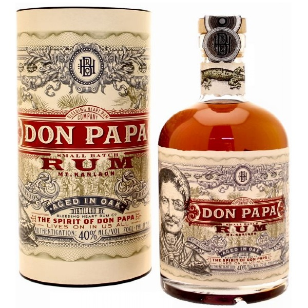 don papa, 7 ans, philippines