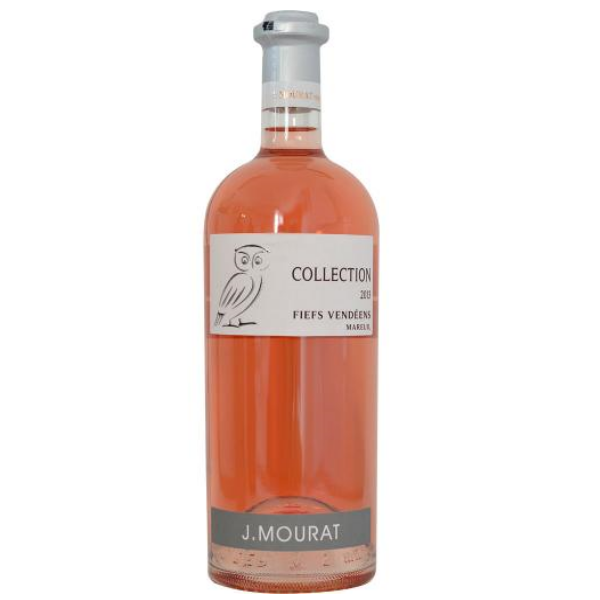 collection mareuil, mourat, rosé