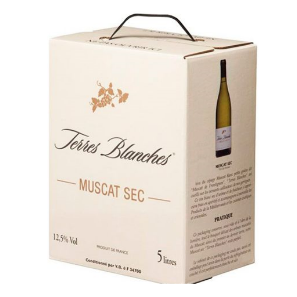 muscat sec terres blanches